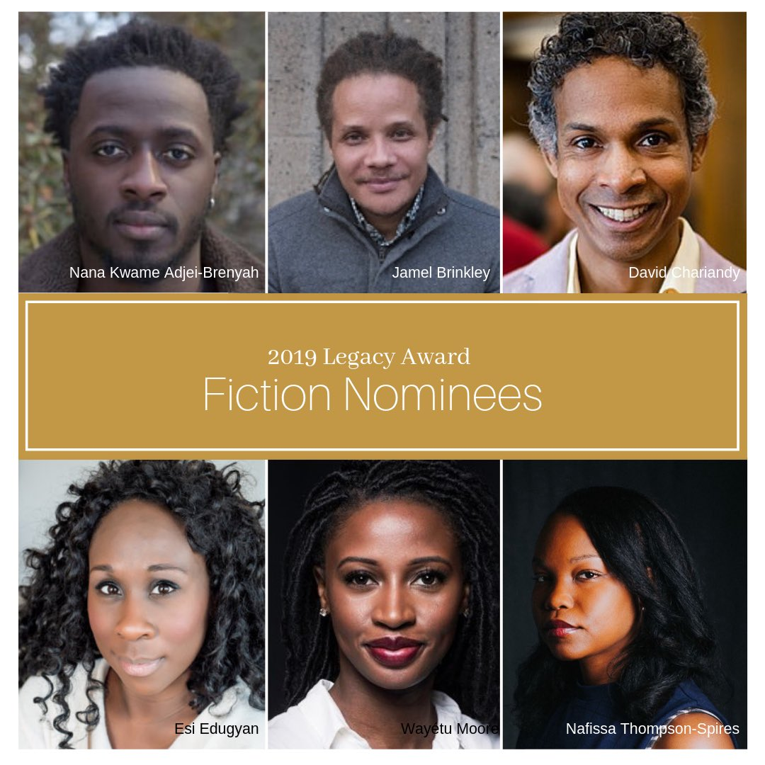 We're celebrating Black fiction this October. Meet the nominees! hurstonwright.org/legacy-ceremon…