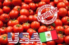 """Ganamos la """"tomatina"""" con Estados Unidos. Platico con @JesusSeade en @elwesomx.""""Le quitamos un irritante a la posible aprobación del T-MEC para octubre, muy probablemente"""", me dice.((@WRADIOMexico))"""