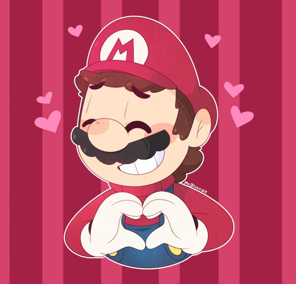 Have I ever mentioned how much I love... Mario?  <br>http://pic.twitter.com/PymMTuVGCV