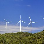 Image for the Tweet beginning: Wind turbines have replaced the