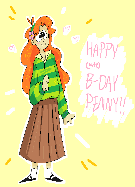 1/2 #snapstreamart for penny snapcubes birthday stream!!! was looking forward to catching this stream all day tbh, its super late now tho, so have these doodles. if penny sees this hope you had a good birthday!!  <br>http://pic.twitter.com/2h6V8fDvBk