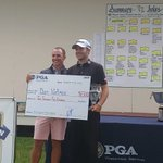 Image for the Tweet beginning: Congratulations to Dan Woltman, 18-under-270.