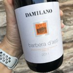 Image for the Tweet beginning: Wine of the Week: Damilano