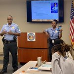 Image for the Tweet beginning: #SLMPD #CITIZENSACADEMY 19-02 this is