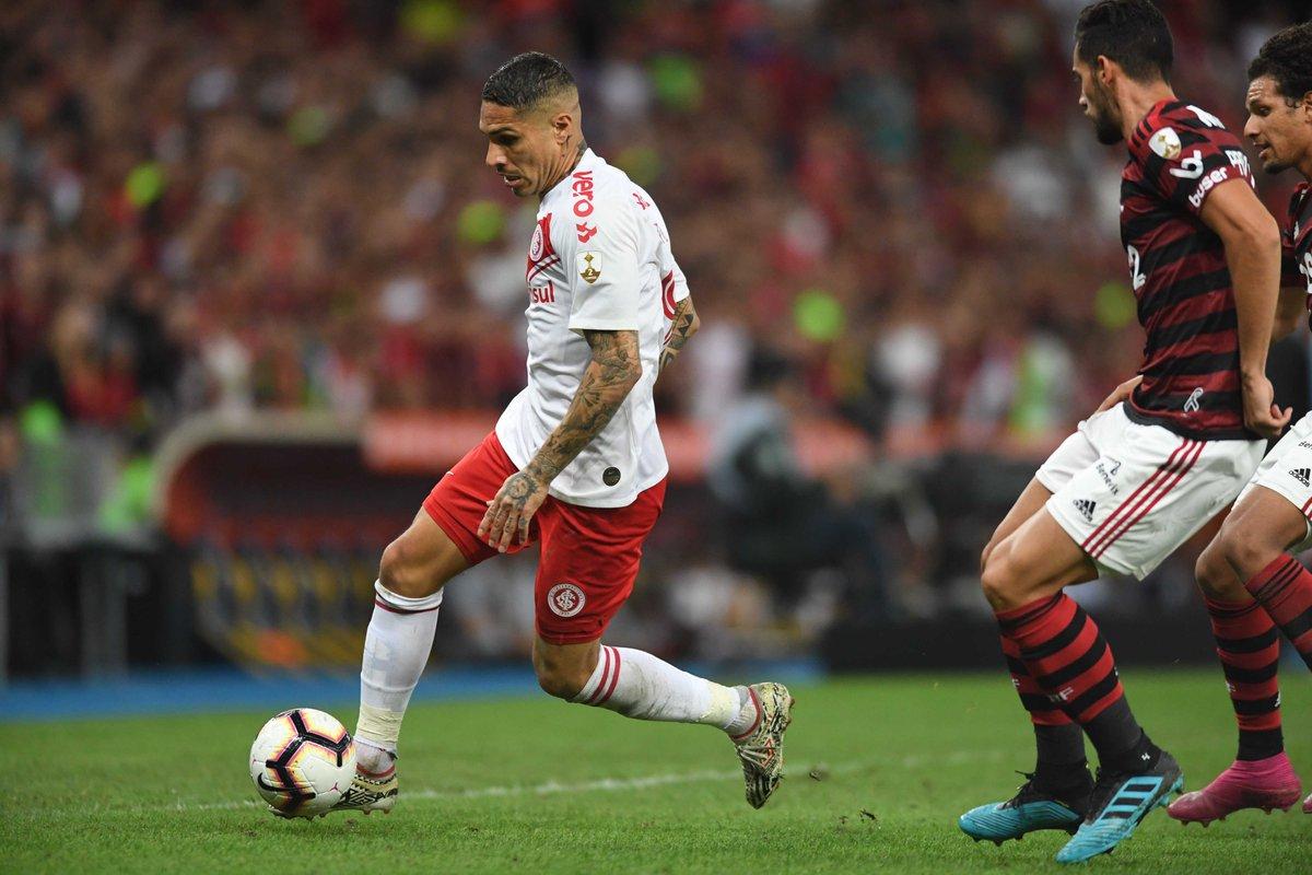 Guerrero, Inter, Flamengo