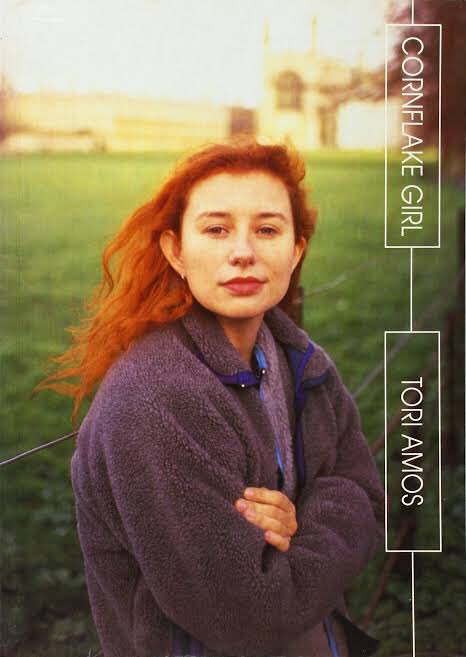 Happy birthday   Tori Amos, American singer-songwriter, turns 56.