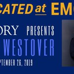 Tara Westover, author of Educated, is coming to Emory on 26 September as part of our Common Read! #OneBookOneEmory @dwightamcbride @emorycollege @laneygradschool @EmoryUniversity @ajc @tarawestover #FirstGen @Emory_OUA @emory_wgss