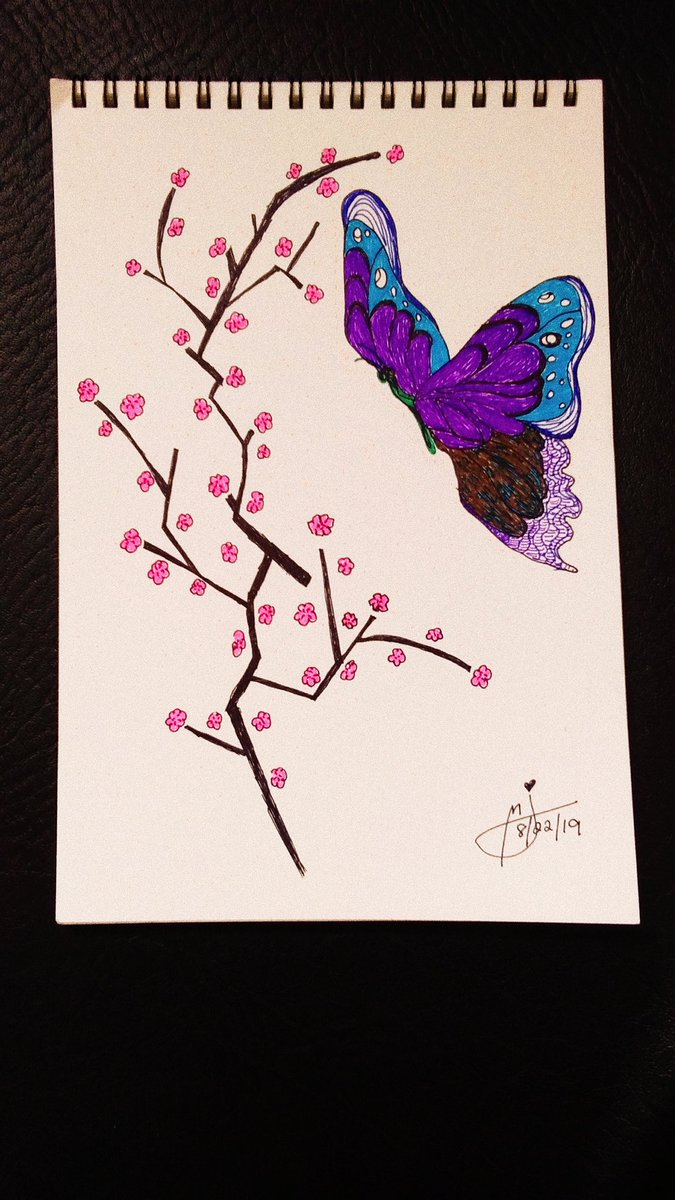 If I were a Butterfly I'd thank you Lord for giving me wings.  #ILoveArt <br>http://pic.twitter.com/yJ00L0phGq