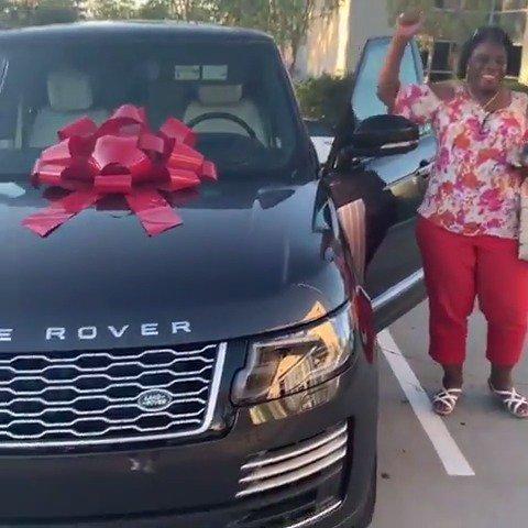 Norman Powell Got Mom a Car 🎁