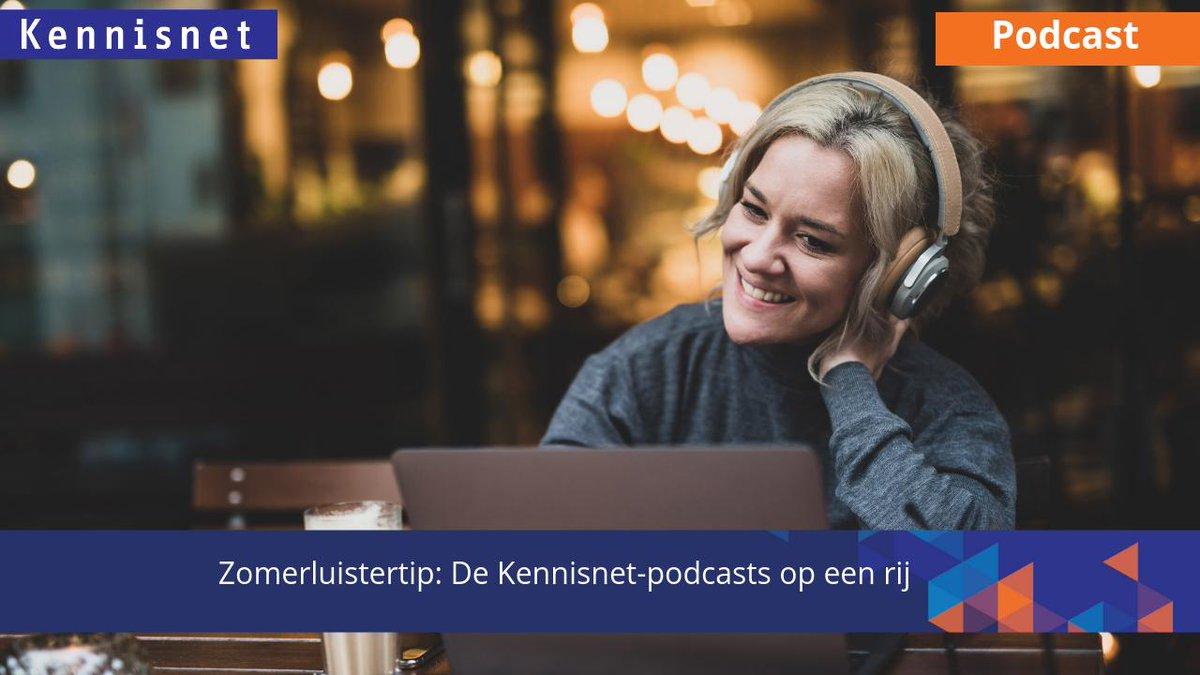 Het afgelopen halfjaar publiceerden wij een aantal interessante podcasts. Onder andere over programmeeronderwijs, computational thinking en technologische ontwikkelingen. Podcasts gemist of nog eens luisteren? kn.nu/podcast
