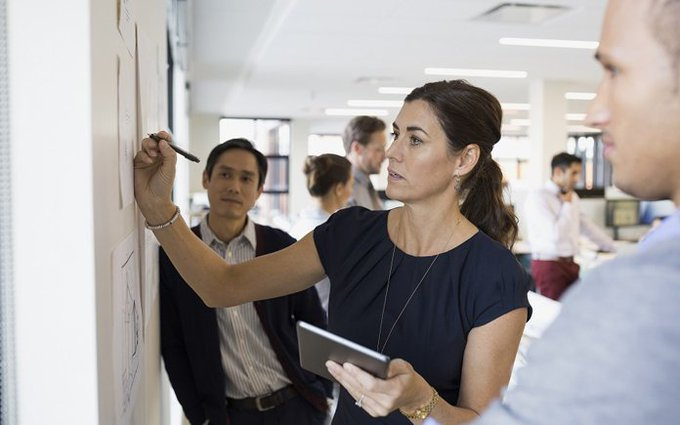 Atos impulsa el protagonismo femenino en las fintech - @Innovaspain https://t.co/hWIzdMI0b0...