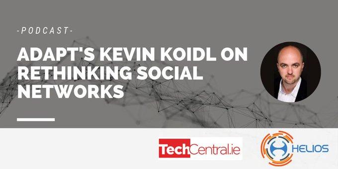 Escucha ahora el podcast de @koidl para @techcentral_ie sobre @HeliosEUProject y el futuro de...