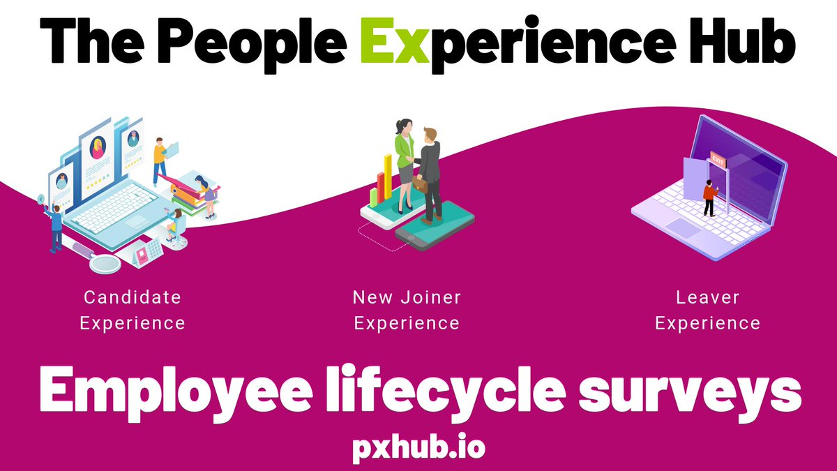 The first step to improving the people experience at work is understanding the journey your people take from the moment they apply for a role to the time they decide to leave #CandidateExperience #ExitInterview #EmployeeExperience #PeopleExperience #PulseSurvey #EmployeeJourney