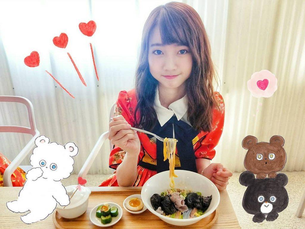 "AKB48 My Idol Support. on Twitter: ""AKB48 Team TP Pan Tzu Yi ..."