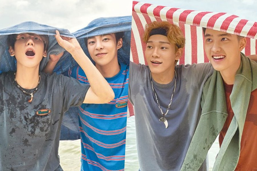#EXO Announces 2nd Photo Book Capturing Their Vacation In Hawaii  https://www. soompi.com/article/134724 8wpp/exo-announces-2nd-photo-book-capturing-their-vacation-in-hawaii   … <br>http://pic.twitter.com/y5WMstMwUZ