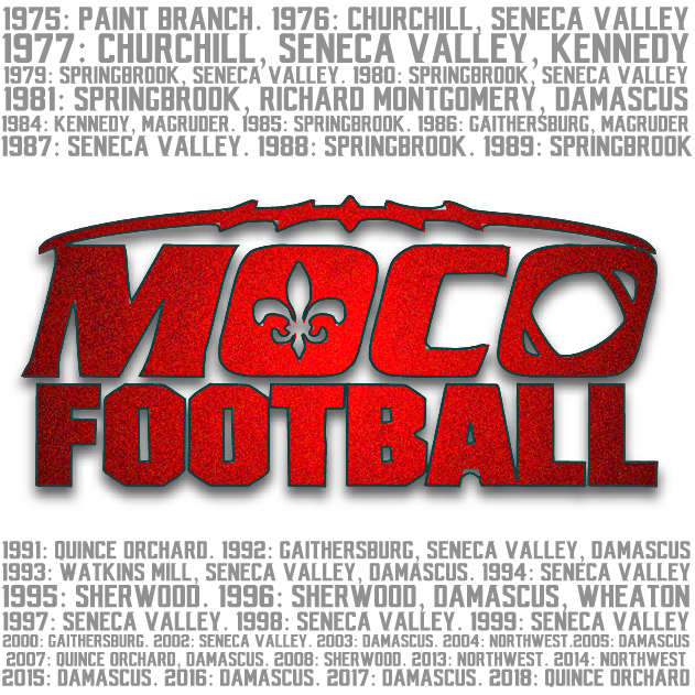 #MoCoFB 1st scrimmage kicks off today at 1PM with  @WestfieldFB & @SpaldingFB visiting @QO_FOOTBALL . Some of the best talent in MD & VA will be on display featuring Charles Bell (Syracuse), Noah Kim (VA Tech), Jahmeer Carter (Virginia) plus many more D1 commits & prospects https://t.co/zB7JcreX3a