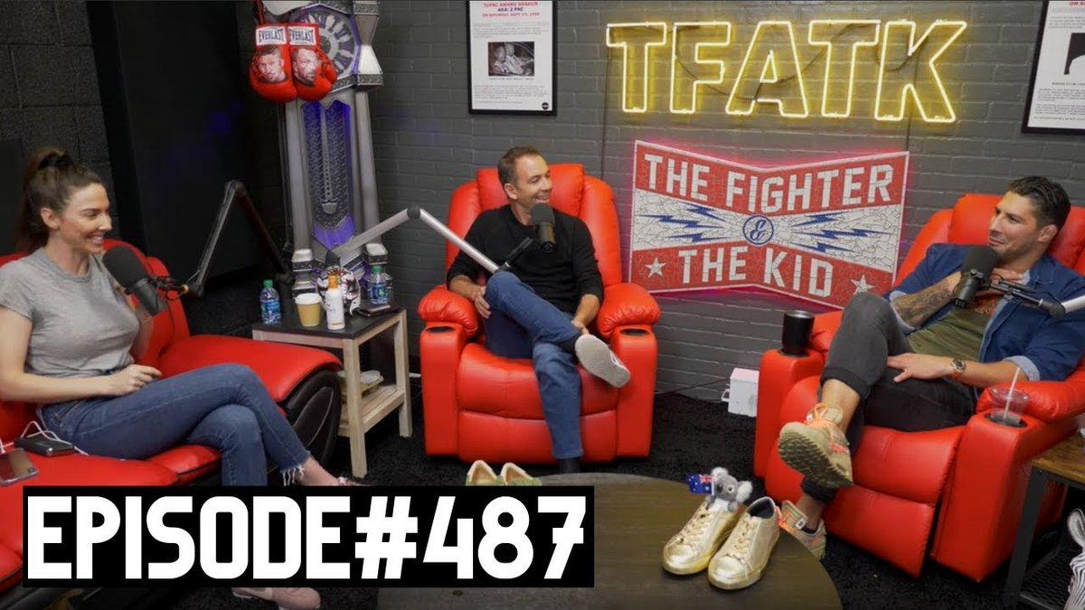 Fighter & The Kid The Fighter and The Kid - Episode 487: Whitney Cummings https://t.co/tSyjJVkrTU Via @FighterNtheKid https://t.co/iJMoUzLDFz