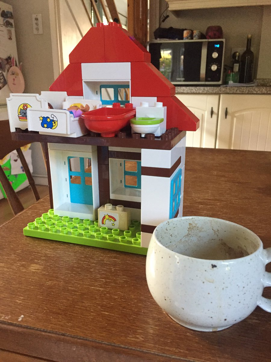 It's a coffee and LEGO kinda morning! #caffine #lego #ToddlerInChief <br>http://pic.twitter.com/hrkS2RNJci