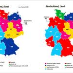 Image for the Tweet beginning: Crowdsourcing-Test: Breitband-Benchmark 2019: Testergebnisse Deutschland  @dvtm_ev
