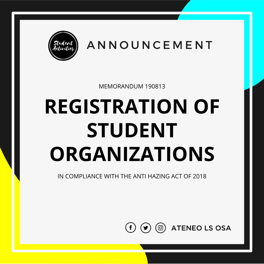 Office of Student Activities - Ateneo (@ateneo_osa) | Twitter