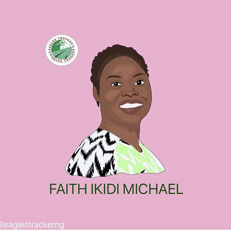 #EaglesTrackerArt - Super Falcons defender, Faith Ikidi Michael @treasurefaith14  ———— Read her exclusive interview & player profile on  https:// eaglestracker.com/faith-ikidi     Link in bio ———— : @_jadesola @eaglestrackerplus  #eaglestracker #superfalcons #naijafootball #footballfeminin <br>http://pic.twitter.com/k8fMralC1M
