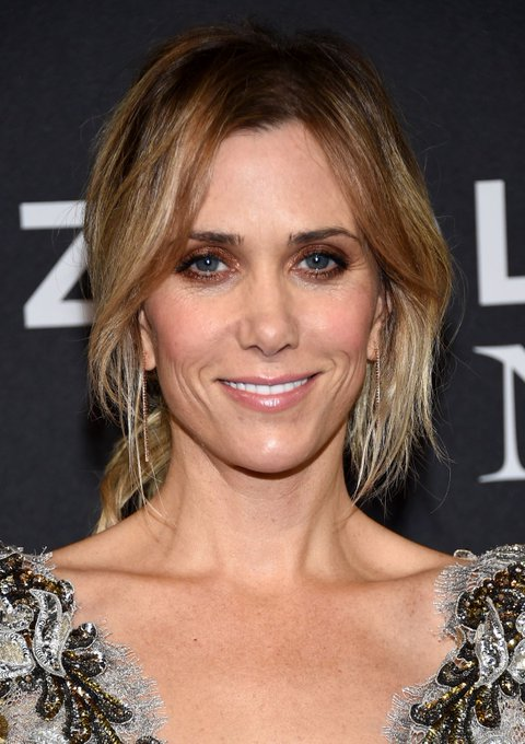 Happy 46th birthday to the hot and funny Kristen Wiig!