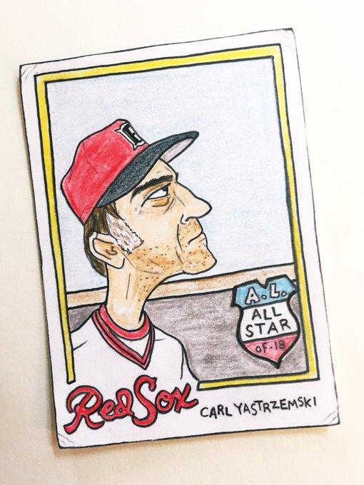 Wishing a very happy 80th birthday to Carl Yastrzemski!