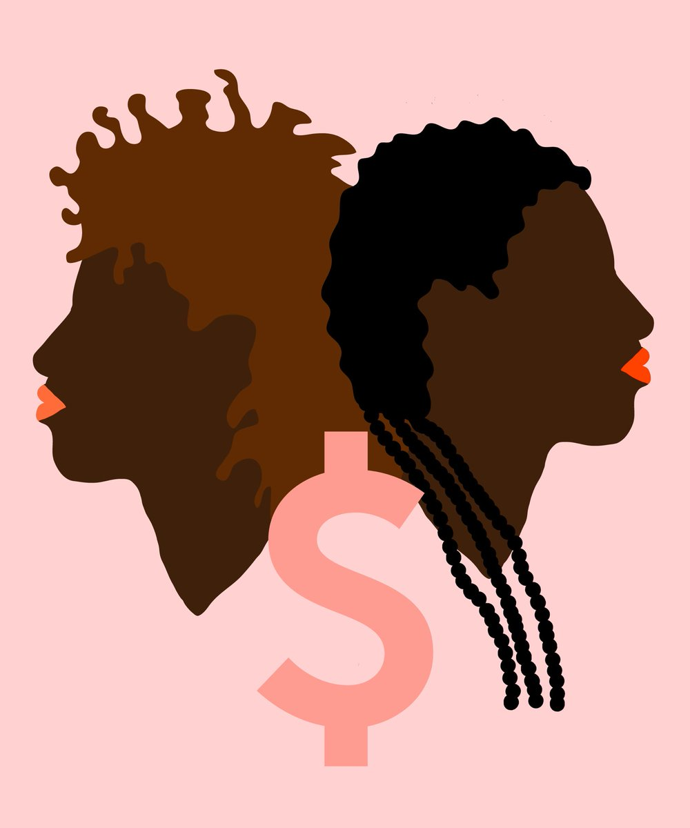 Happy #blackwomensequalpayday!