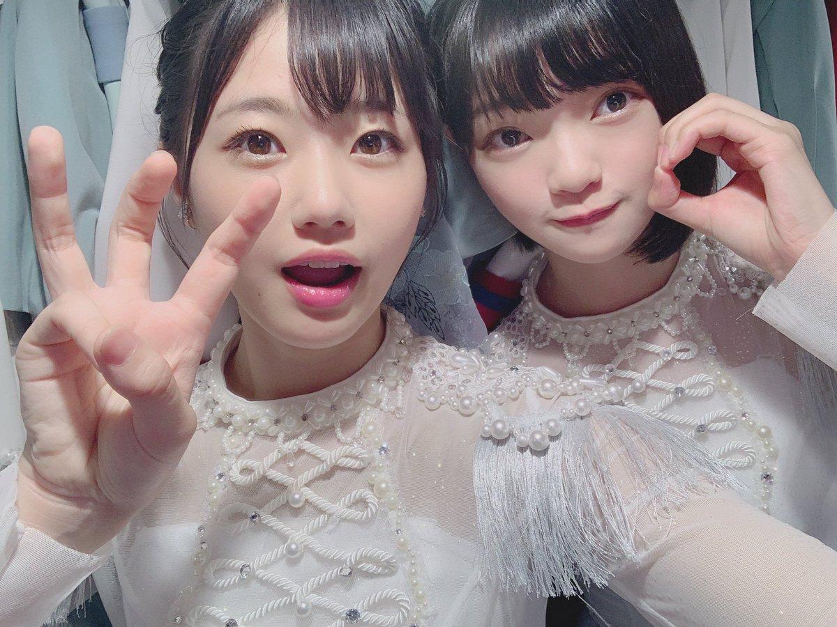 下関港での船上公演STU48号 初山口県!ただいま ~ ~ ~ !とーーーっても楽しかったです 🥰 山口最高!#STU48 #森下舞羽 #福田朱里 #石田みなみ