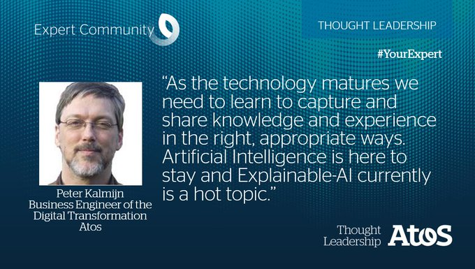 [#YourExpert] Combined data-driven and expert-driven #AI such as ModelDriven-AI can help us...