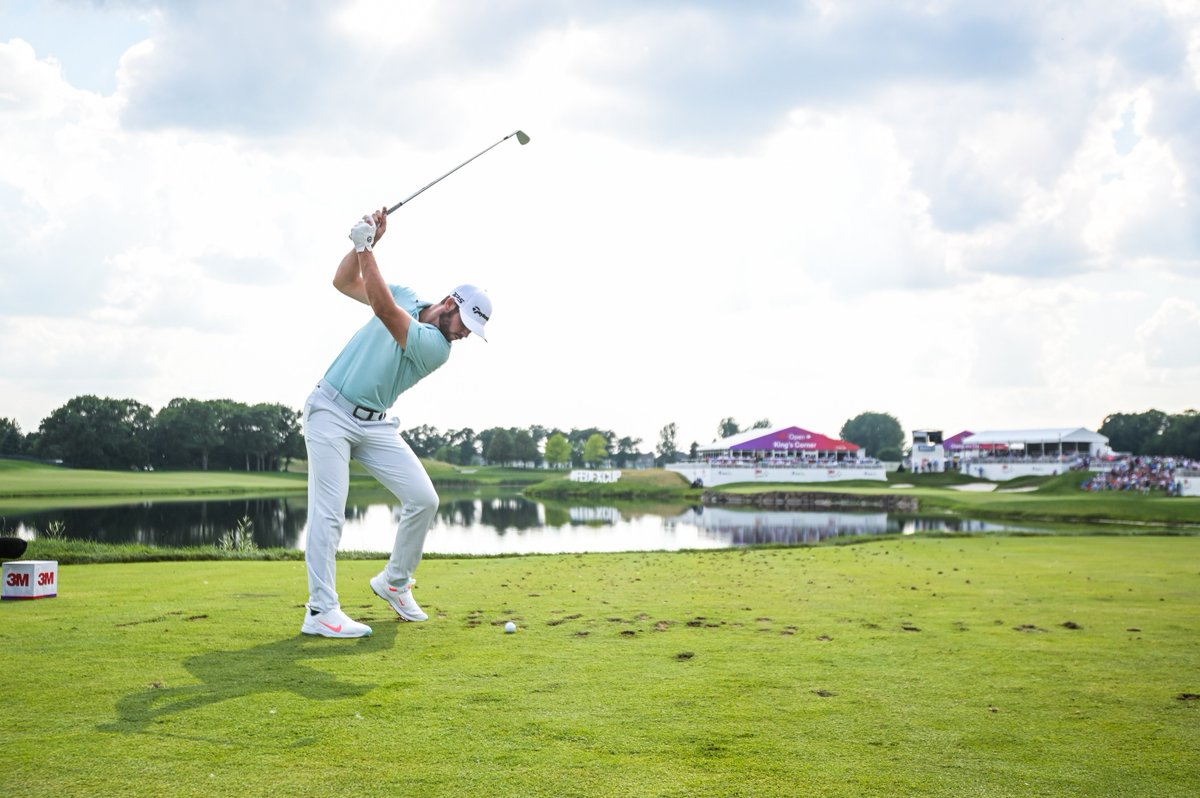 The decline of the cookie-cutter, TrackMan perfected swing? Here's how Matthew Wolff's unique swing might influence golf https://t.co/OtkFeJAb33 https://t.co/rmYHaiNQ3y