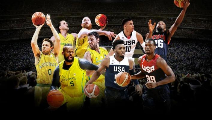 【男籃世界盃熱身賽】2019.8.22 17:30 澳大利亞男籃VS美國男籃  LIVE