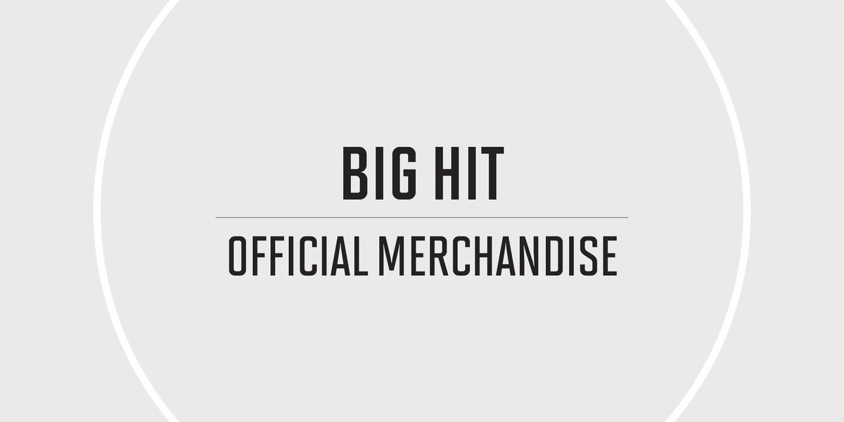 All about the OFFICIAL MERCH from Bighit Entertainment & More!
