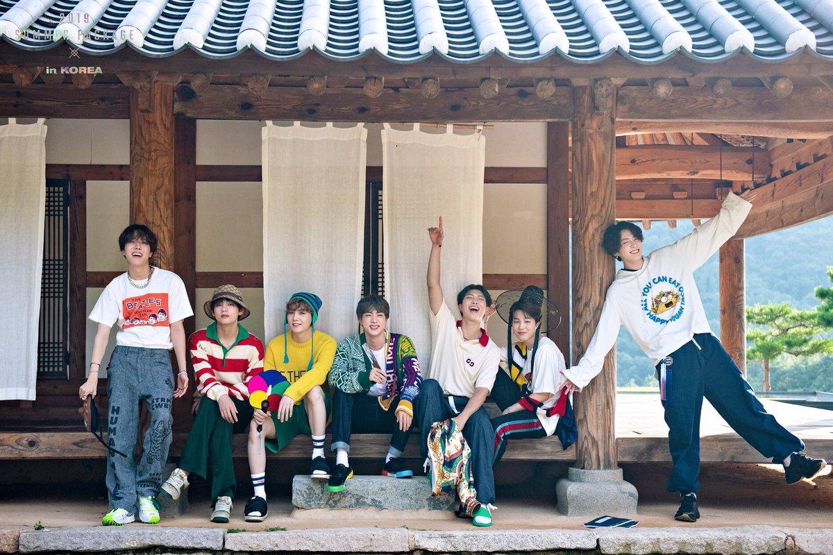 [ FB ] #BTS 2019 Summer Package in Korea Preview #방탄소년단 #뷔 #방탄소년단뷔 #태형 #BTS #V #BTSV #taehyung @BTS_twt