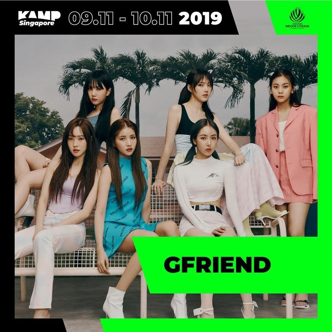 [EVENT] KAMP Singapore 2019 Date: 9 & 10 Nov 2019 Fifth artiste announcement: ✨ GFRIEND Who else do you want to see perform at this music festival? #KAMPSingapore2019 @kamp_global kavenyou.com/kamp-global-si…