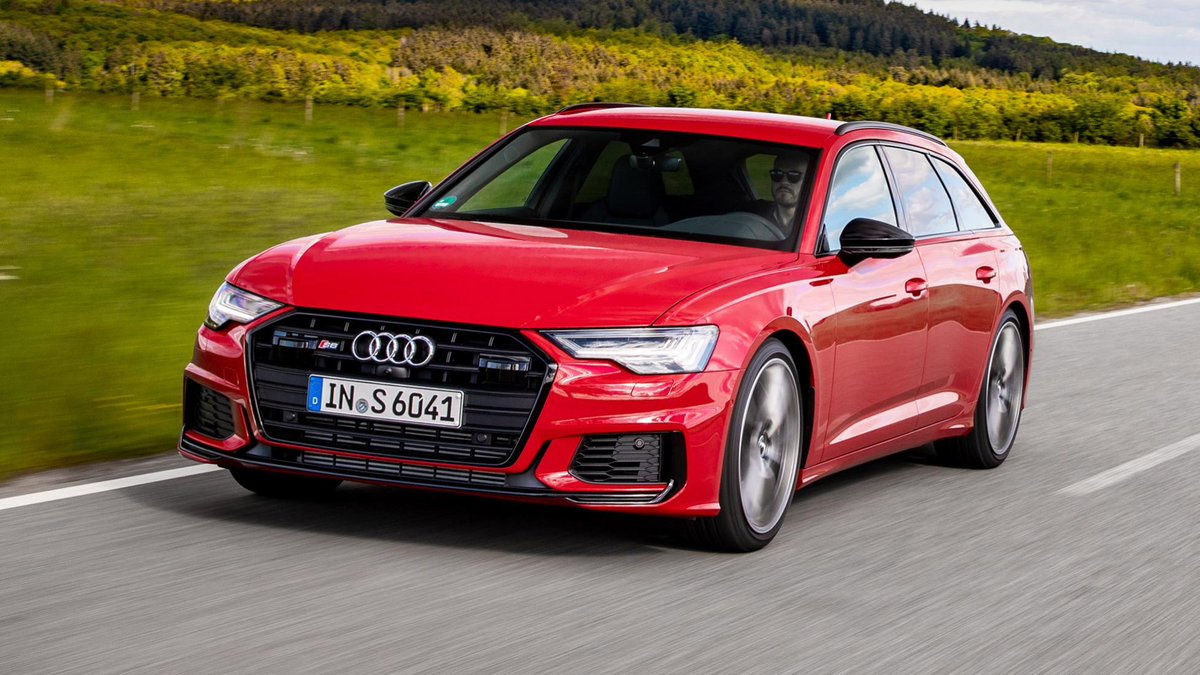 Audi S6 Avant TDI review: is this diesel wagon the ultimate family car? S6 is the latest quick Audi to go diesel. And make some strange noises… topgear.com/car-reviews/au…