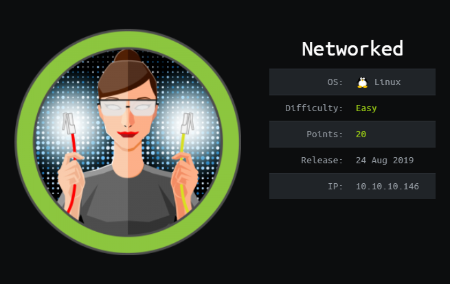 Image result for HackThebox networked