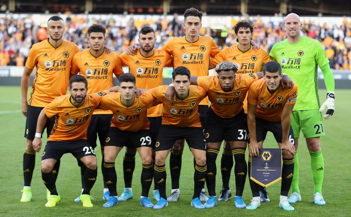 Good luck to @Wolves tonight as they face Torino in their Europa League play-off 1st leg... Really want to see what this team can do in Europe this season! 🇪🇺🇪🇺🇪🇺