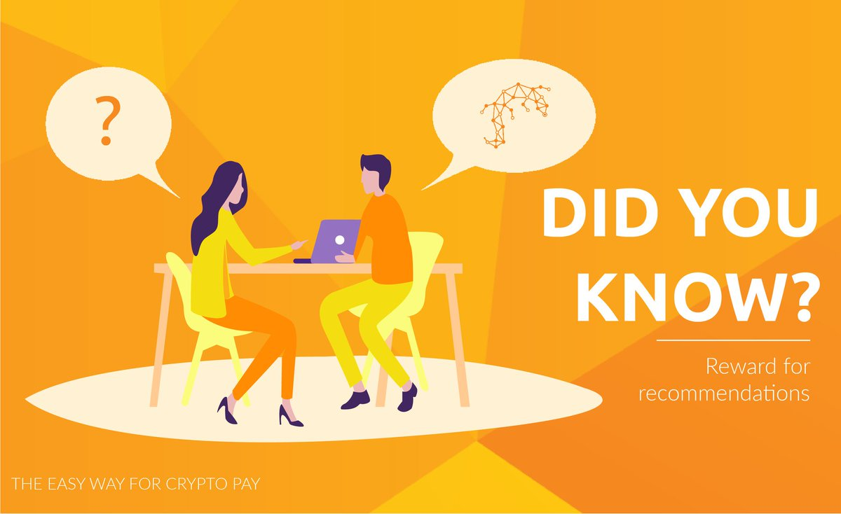 DID YOU KNOW...  ... that you can get rewarded by referring @salamantex  Crypto Payment Solutions?   Contact me if you know merchants that would like to accept cryptocurrencies as a payment or/and to receive more information - become our Sales Partner!  #massadoption <br>http://pic.twitter.com/CaBhd1yEjN