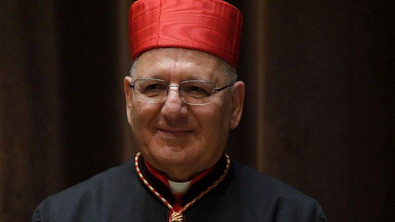 Cardenal Sako