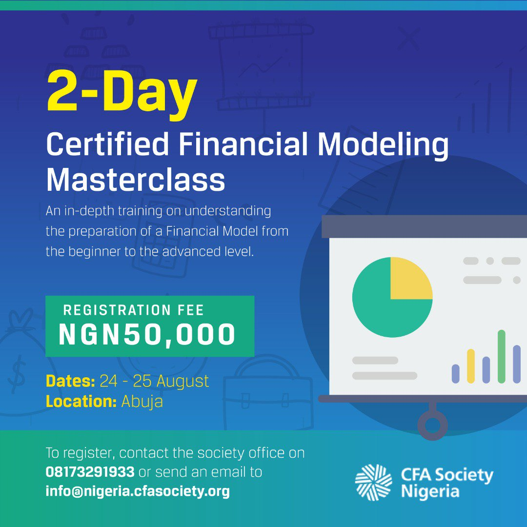 CFA Society Nigeria (@CFASocietyNG)   Twitter