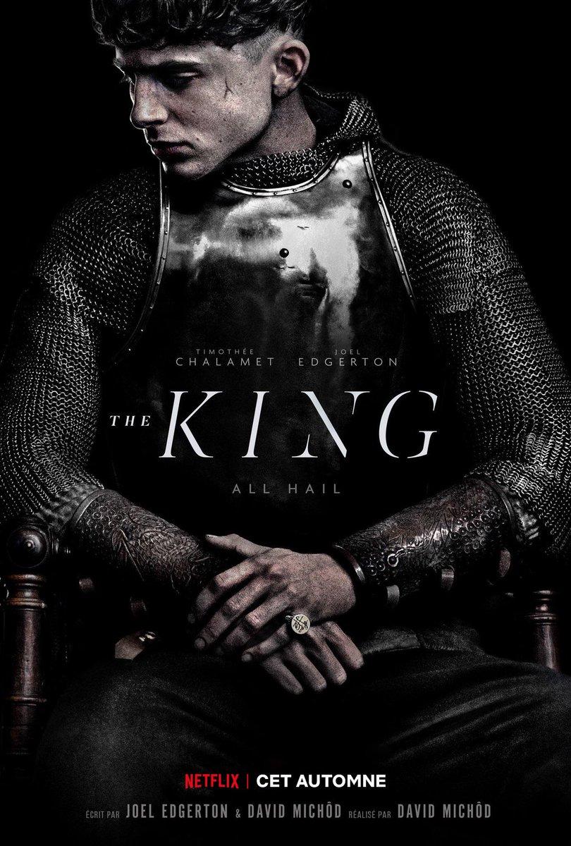 affiche The king Netflix