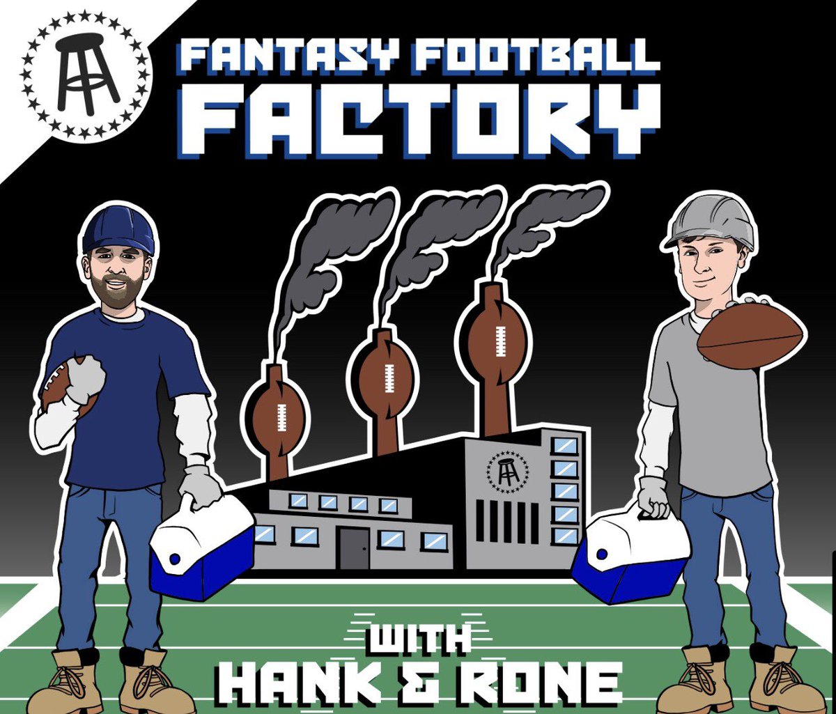 FFF Episode 1 is live!  We discuss the 2019 BSSFFL as well as give thoughts on who might be sleepers or busts this season, before a great interview with @BalesFootball.  Loaded first episode. Let's go.   https:// podcasts.apple.com/us/podcast/fan tasy-football-factory/id1477054314#episodeGuid=29b955d2-8cad-f8f4-99c2-d11cbb424a87  … <br>http://pic.twitter.com/1kD0Hd3lGp
