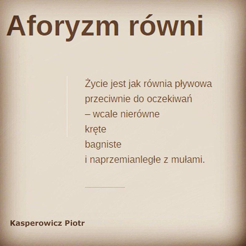 Kasperowicz Hashtag On Twitter