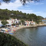 Image for the Tweet beginning: Cala de S'alguer, a Palamós