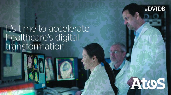 #Digital is a vital enabler when it comes to enhancing the UK's healthcare offer....