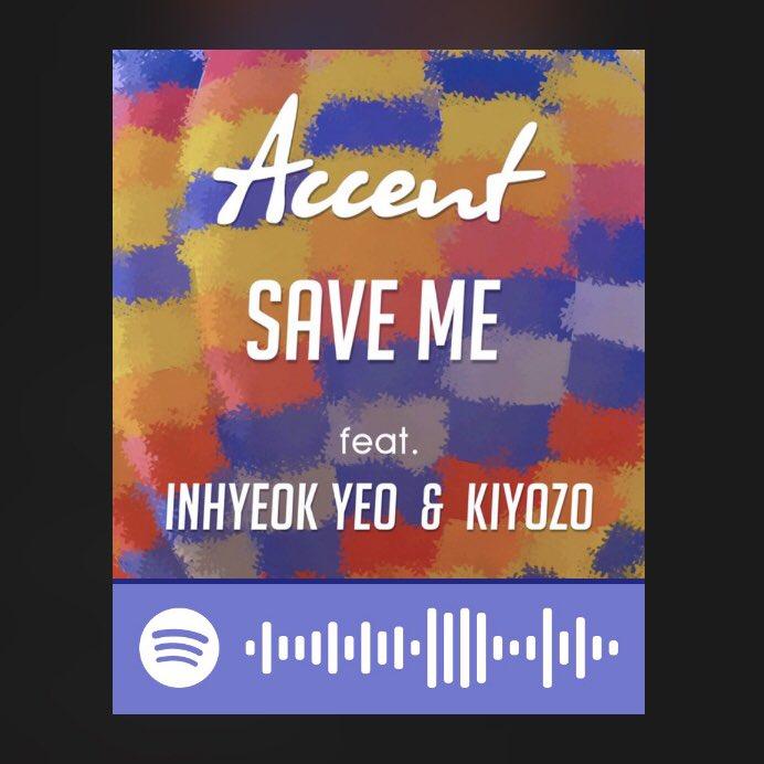 【忘れてた】【It was out from...last month🤣】BTS - Save Meカヴァーwith Accent & Kiyozo、配信…してました!笑聴いて聴いてーーー!!🎧Spotify: 🎧Apple Music:  🎧iTunes: などなど
