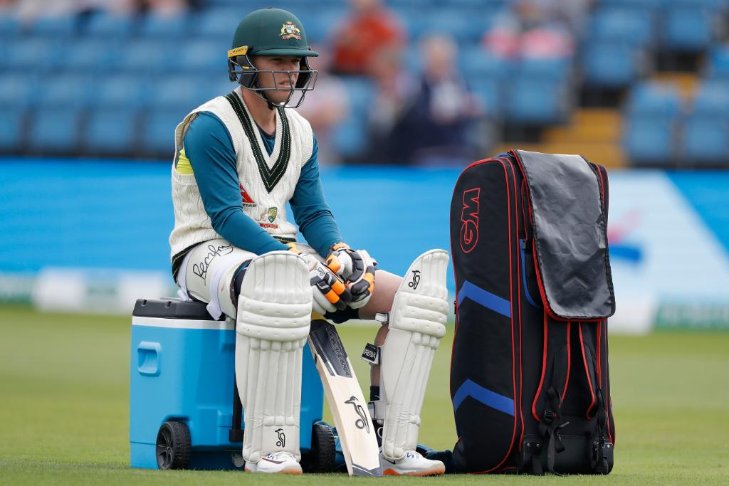 Play is about to start at Headingley, meaning this guy is about to have his first bat in #Ashes cricket.How do you think he'll get on?#ENGvAUS LIVE 👇http://bit.ly/Eng-v-Aus3