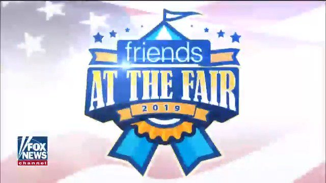 .@GriffJenkins heads down south to check out the Kentucky State Fair!