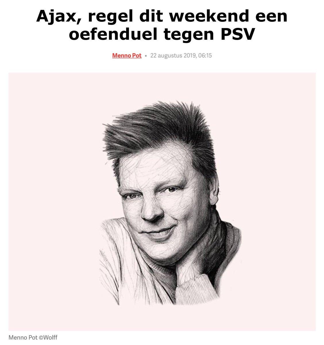 Hans Vos в Twitter Weekendtip Van Columnist At Mennopot In